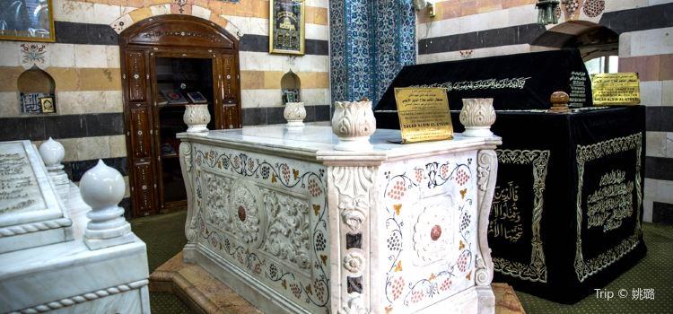 薩拉丁之墓