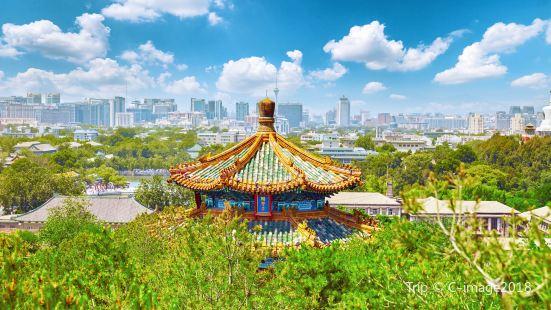 징산 공원(경산 공원)