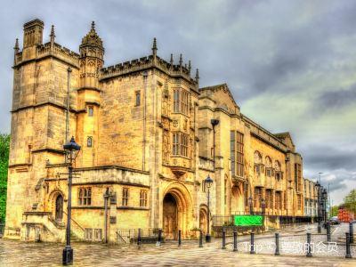 Bristol Central Library