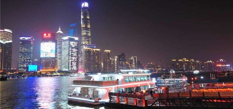 黃浦江遊覽快線游(金陵東路碼頭)2