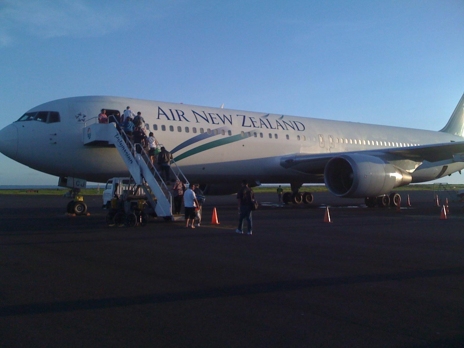 Fua'amotu International Airport