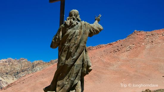 Christ the Redeemer of the Andes (Cristo Redentor de los Andes)