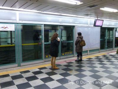 Cheonan–Asan Station (천안아산역)