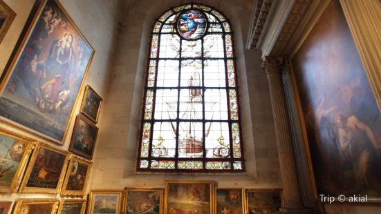 Cathedrale Saint-Louis