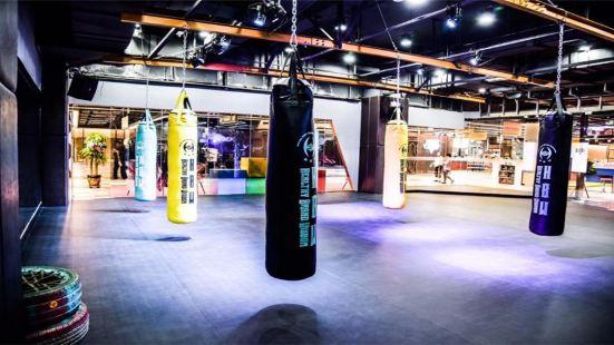 黑拳頭搏擊俱樂部