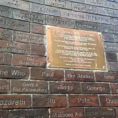 Liverpool wall of fame User Photo