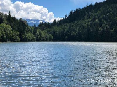 愛麗絲湖省立公園