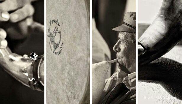 La Ponta-Greek Bagpipe Exhibition & Workshop2