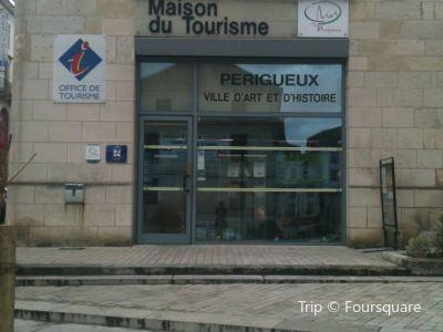 Office de Tourisme du Commerce et de l'Artisanat de Perigueux
