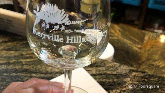 Kerrville Hills Winery