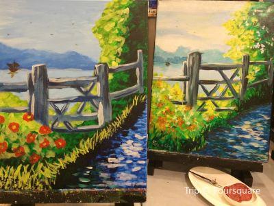 Sip & Gogh