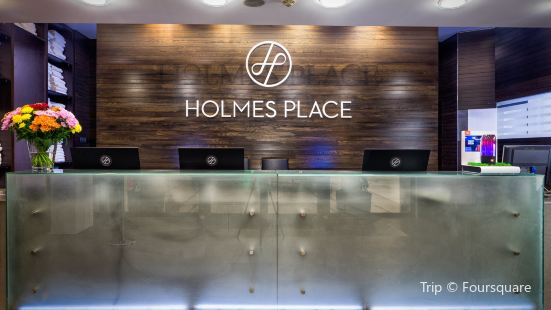 Holmes place Athens