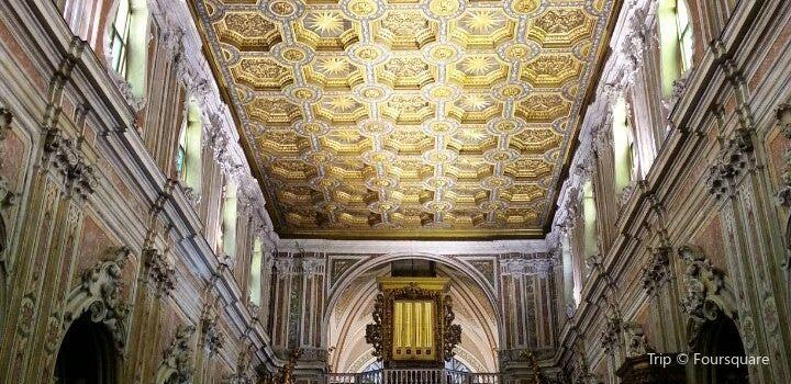 Basilica Santuario del Carmine Maggiore2