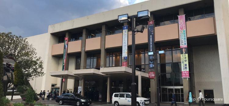 Kobe Bunka Hall3