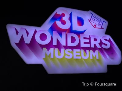 3D Wonders Museum
