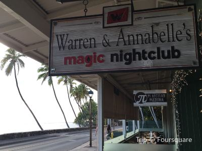 Warren & Annabelle's Magic