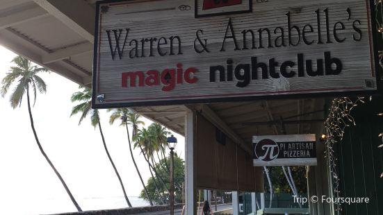 Warren & Annabelle's Magic