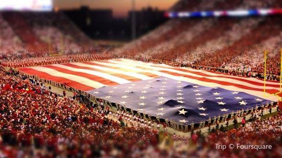 Oklahoma Memorial Stadium