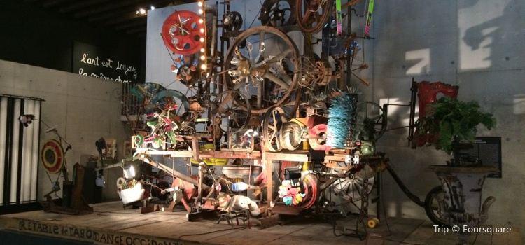 Espace Jean Tinguely - Niki de Saint Phalle2