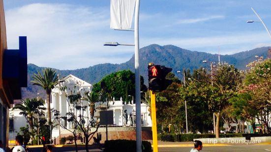 Avenida Porfirio Díaz