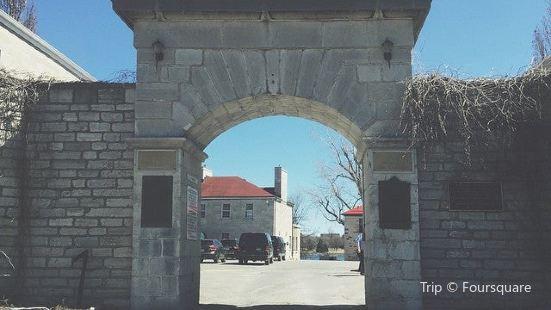 Fort Frontenac Ruins