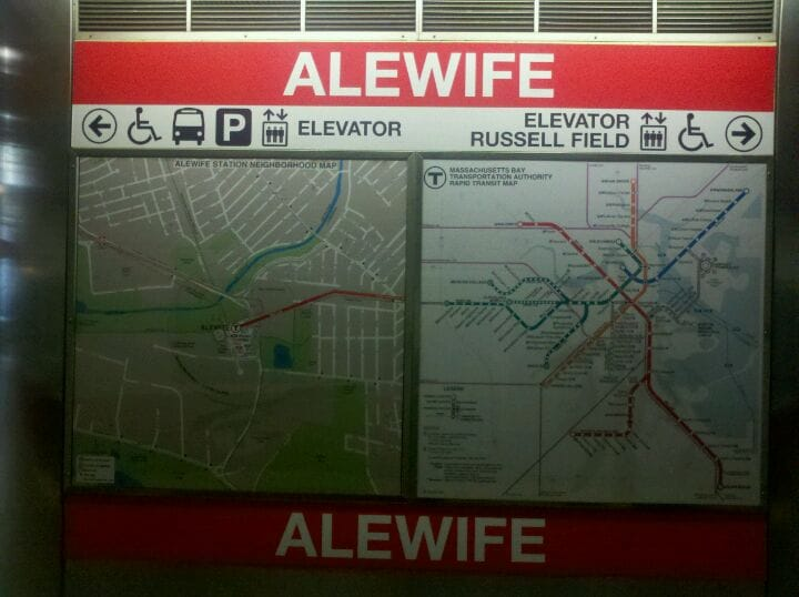 Alewife Station travel guidebook –must visit attractions in