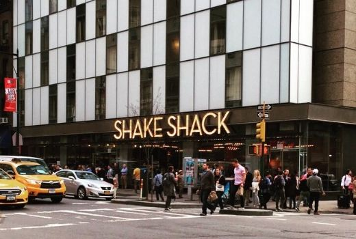Shake Shack(第八大道店)3