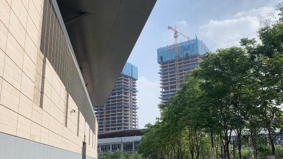 南京國際博覽中心青奧公園