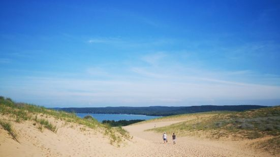 Lake Michigan Beach Park