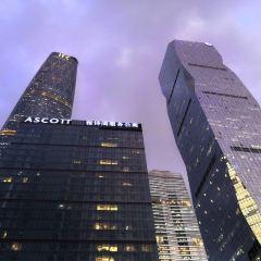 珠江新城用戶圖片
