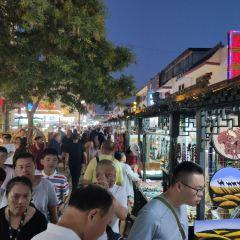 사주 시장 여행 사진