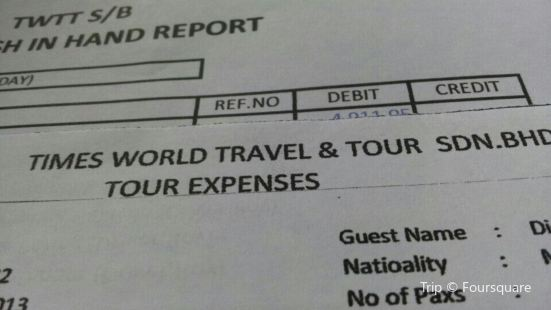 Times World Travel & Tours Sdn Bhd