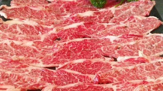 牛很鮮潮汕牛肉火鍋(克拉瑪依漢博店)