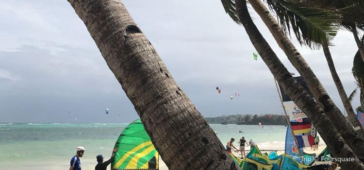 Isla Kitesurfing1