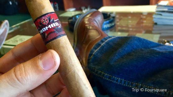 Cigar Lounge