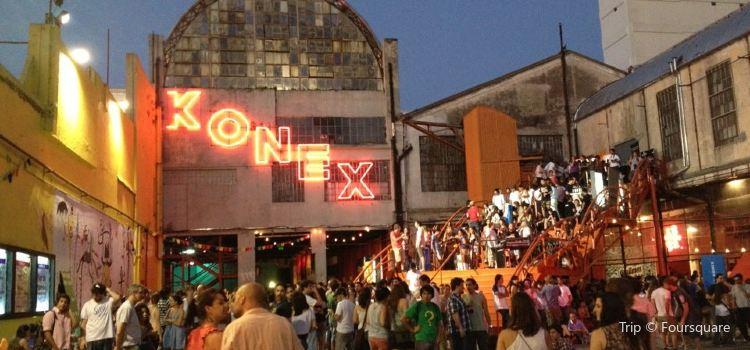 Ciudad Cultural Konex3