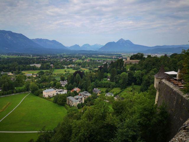 薩爾茨堡城堡