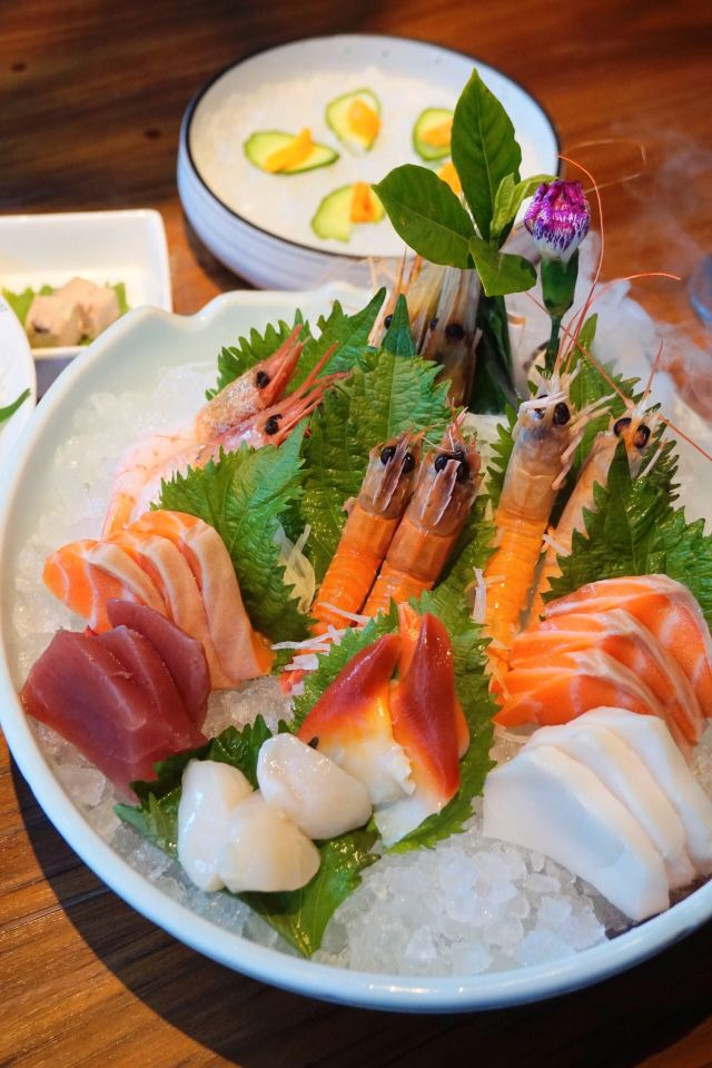 Mr.Fish魚鮮生海鮮放題