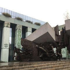Warsaw Rising Museum User Photo