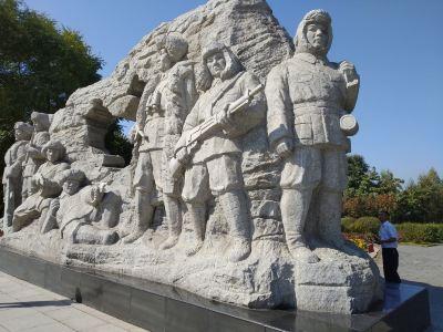 Cemetery of Martyr Yang Jingyu