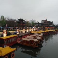 Qinhuai River Boat Tour User Photo
