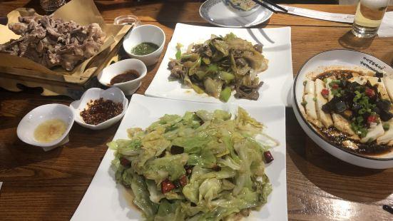 蒙艾裡民族傳統菜