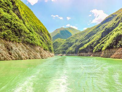 嘉陵江小三峽