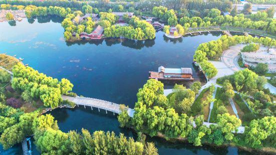 바이마이취안(백맥천) 공원