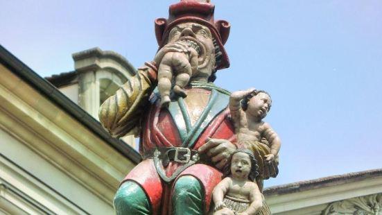 Child Eater Fountain (Kindlifresserbrunnen)