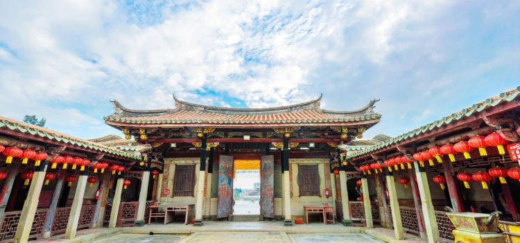 Yongning Ancient Town