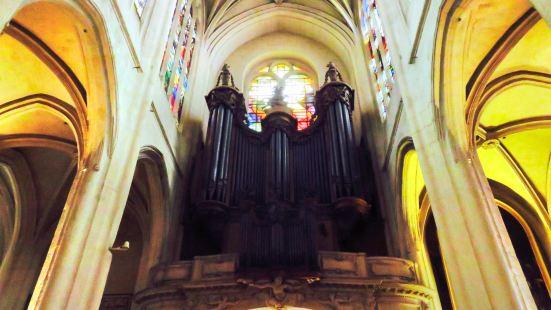 聖傑維聖波蝶教堂