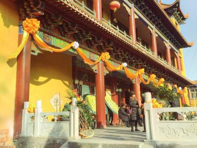Dacheng Jade Buddha Temple