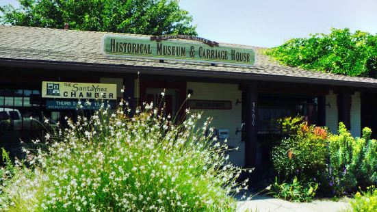 Santa Ynez Valley Historical Museum and Janeway-Parks Carriage House