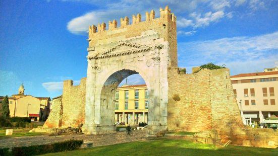 Arco di Augustus
